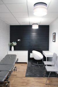 Podiatry and Consultation Room