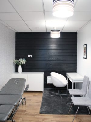 Podiatry and Consultation Room