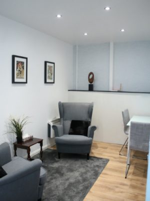 Counselling, Consultation and Therapy Room