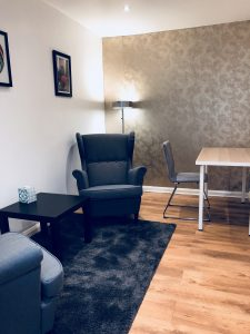 Counselling and Therapy room Watford
