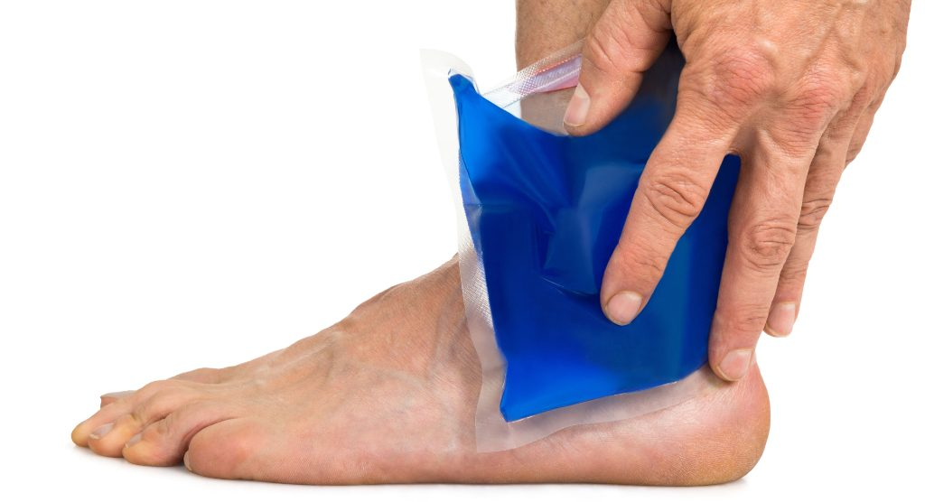 5 ways to treat arthritis in the foot