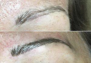 Micro blading eye brows Watford